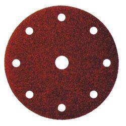 Abrasifs en disques papier auto-agrippant diamètre 150 mm grain 120